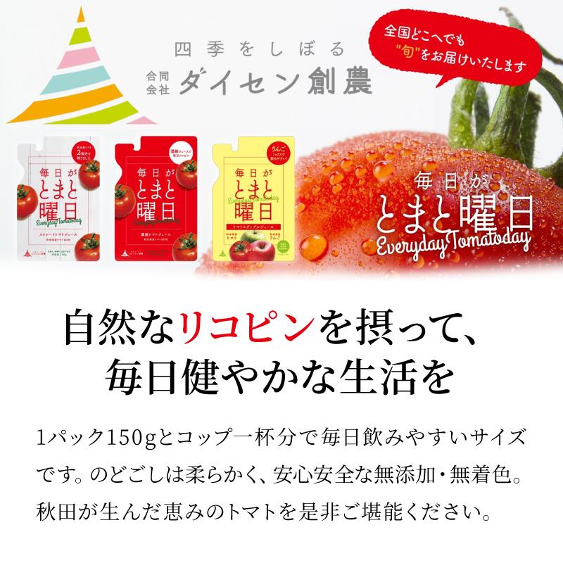 トマトジュース 通販 ダイセン創農 リコピン