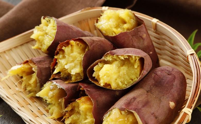 茨城県産の天然スイーツ 冷凍焼き芋 通販(お取り寄せ) 紅はるか